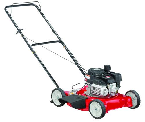Yard Machines lawn mower