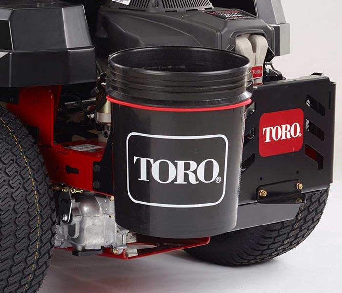 Toro TimeCutter 60-inch bucket