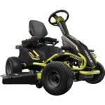 Ryobi 38-Inch Electric Riding Lawn Mower