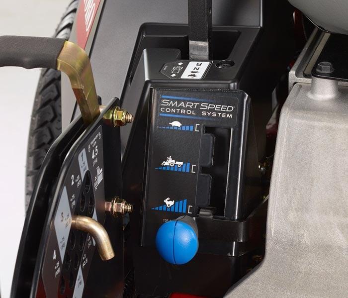 Toro TimeCutter 60-inch smart speed