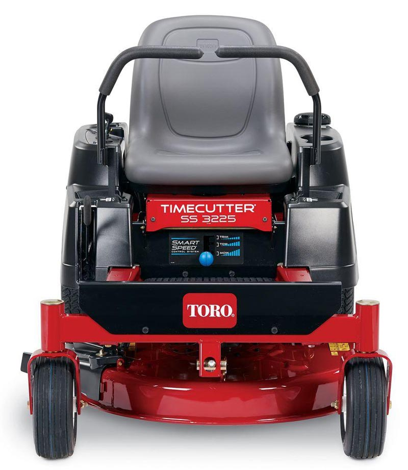 Toro Time Cutter 32 inch back view