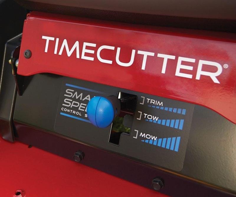 Toro Time Cutter 32 inch cutter setting