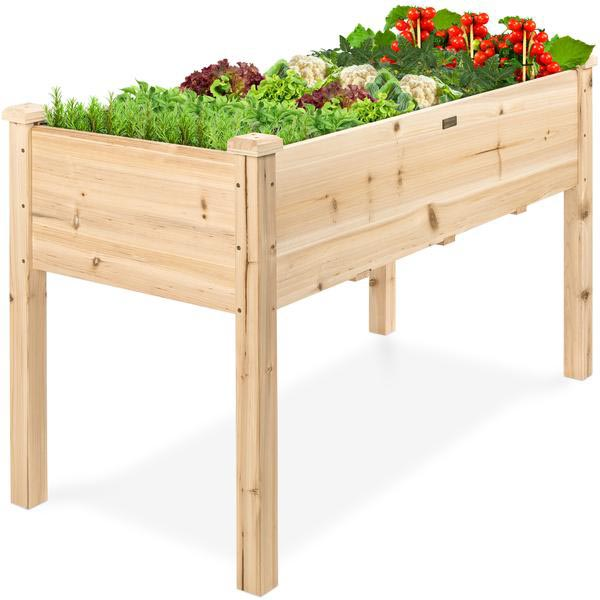 Best Choice Products Raised Garden Bed