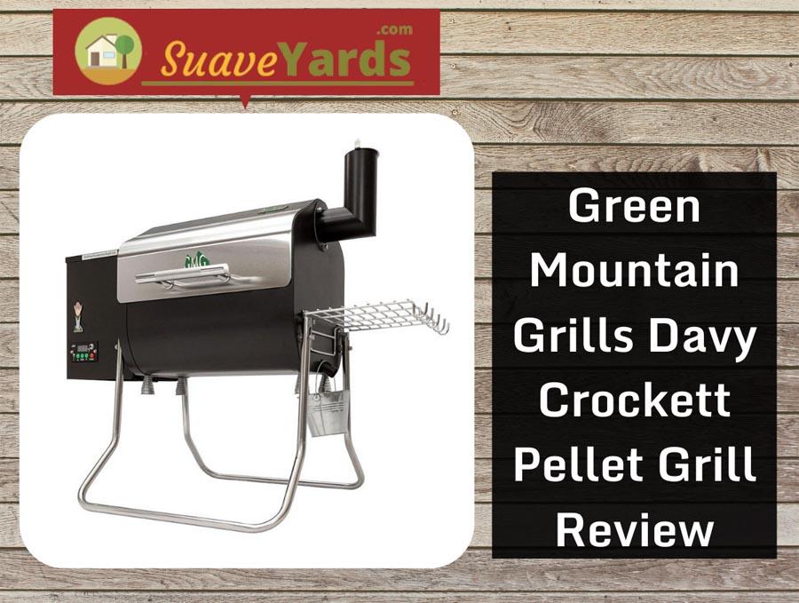 Davy Crockett Grill Green Mountain review header