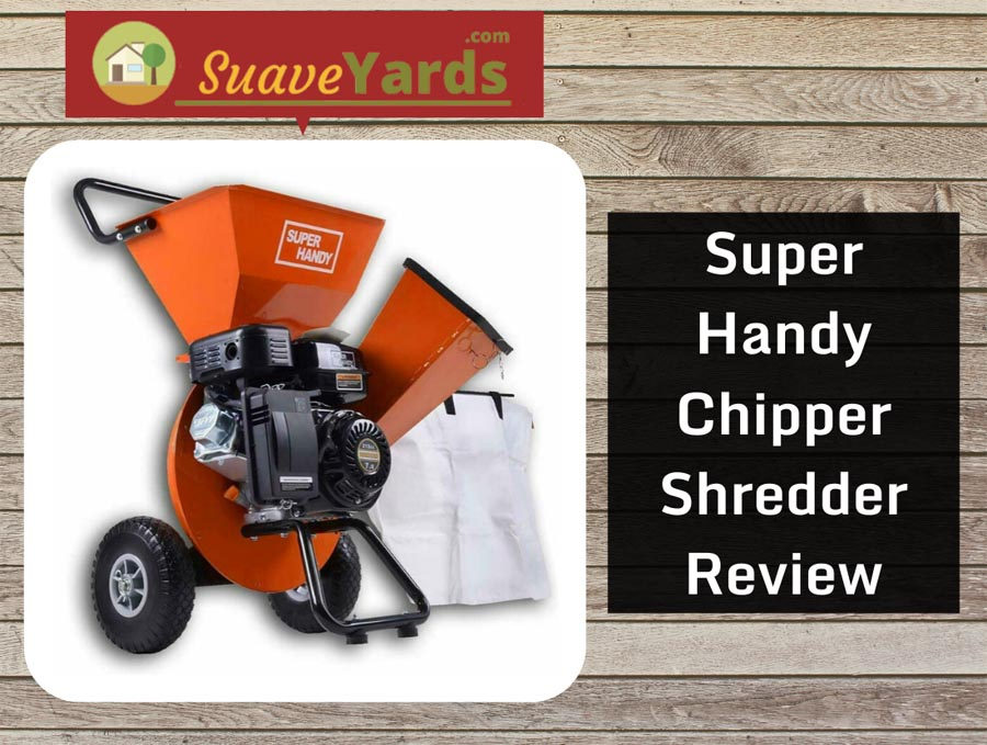 Super Handy Chipper Shredder Header