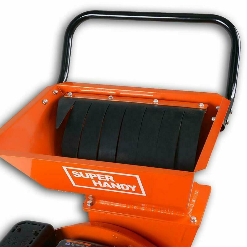 Super Handy Wood Chipper Shredder