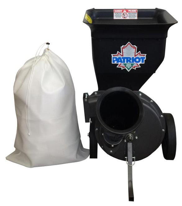 Patriot Products CSV 3065 and collection bag
