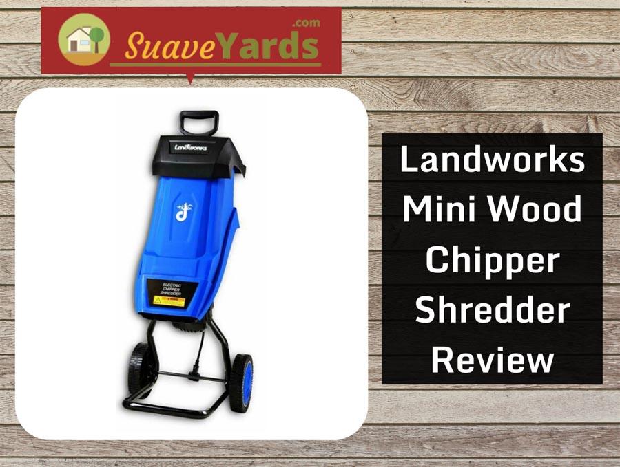Landworks Wood Chipper Shredder header