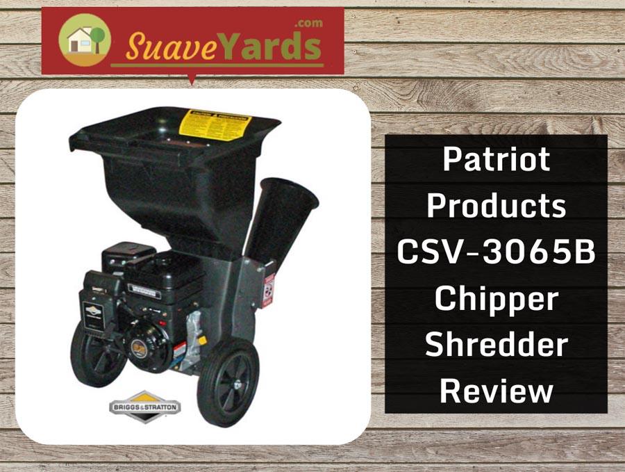 Patriot Products CSV 3065 header