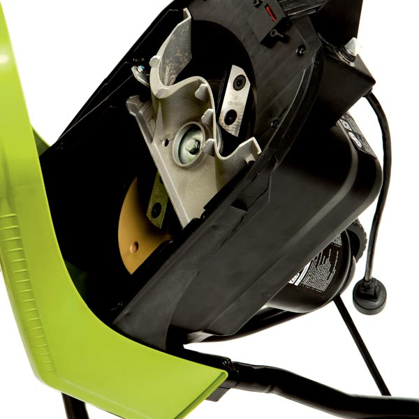 SunJoe CJ602E chipper blade