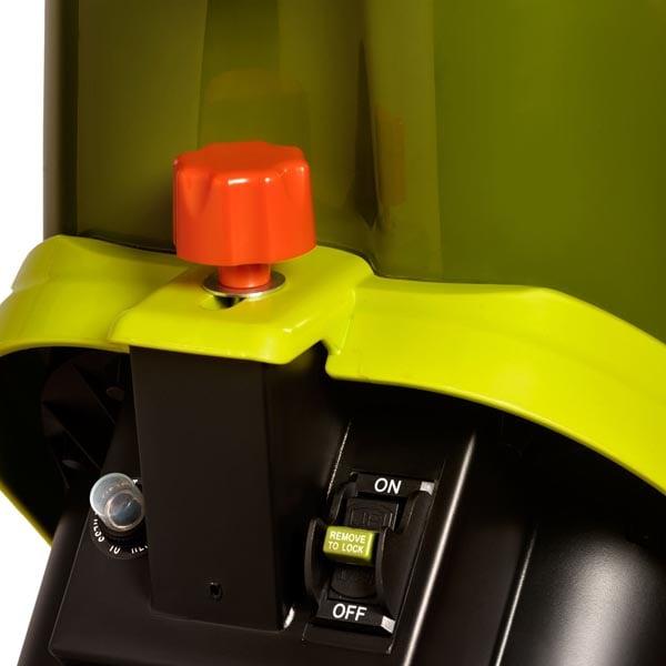 SunJoe CJ602E controls