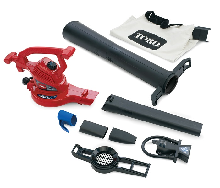 Toro 51621 Ultraplus Leaf Blower Vac parts