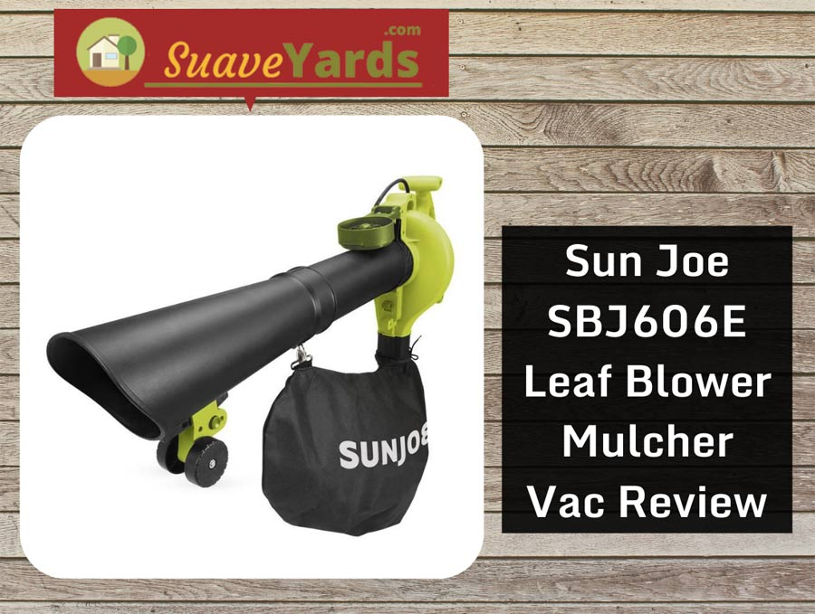 Sun Joe SBJ606E header
