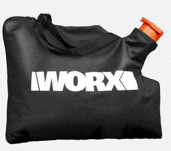 Worx WG518 collection bag