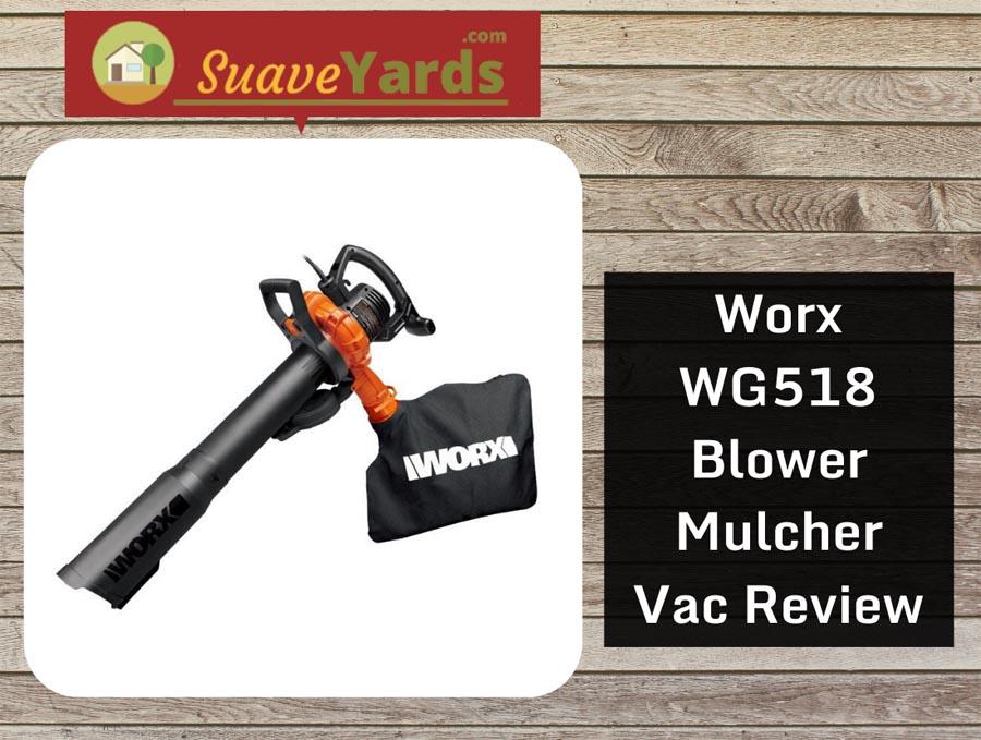 Worx WG518 header