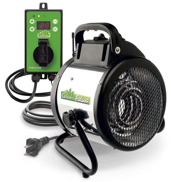 Biogreen heater