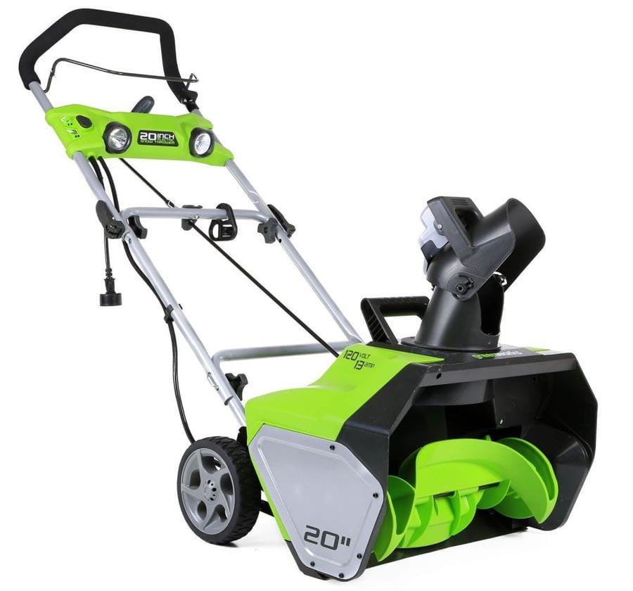 Greenworks 2600202 snow blower