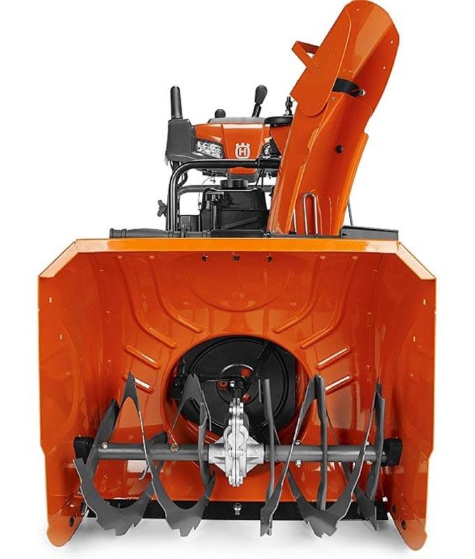 Husqvarna ST224 snow blower auger