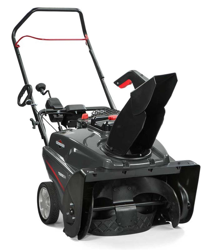 Briggs and Stratton 950 single stage snow blower