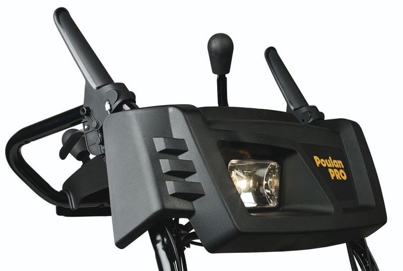 Poulan Pro PR241 controls