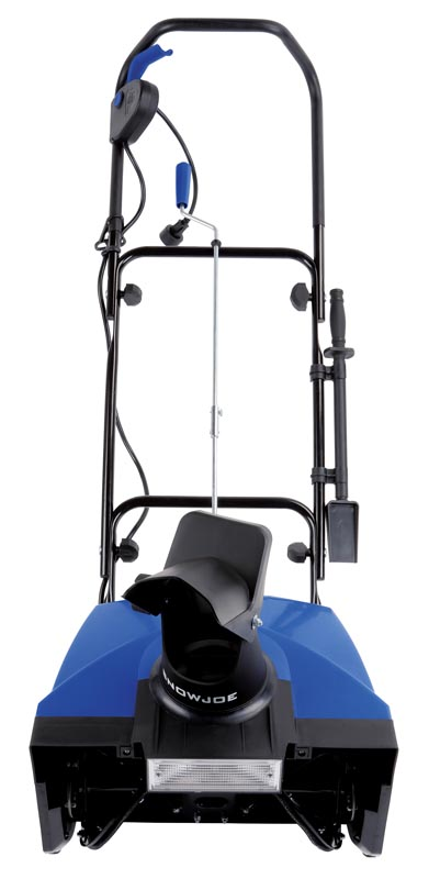 Snow Joe SJ623E Electric Single-Stage Snow Thrower back view