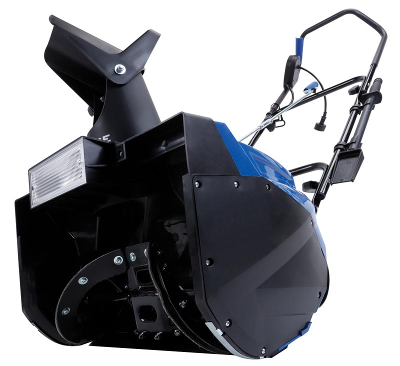 Snow Joe SJ623E Electric Single-Stage Snow Thrower from bottom