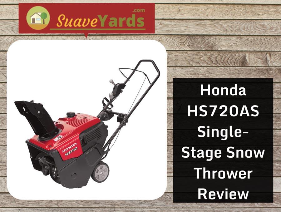 Honda HS720AS header
