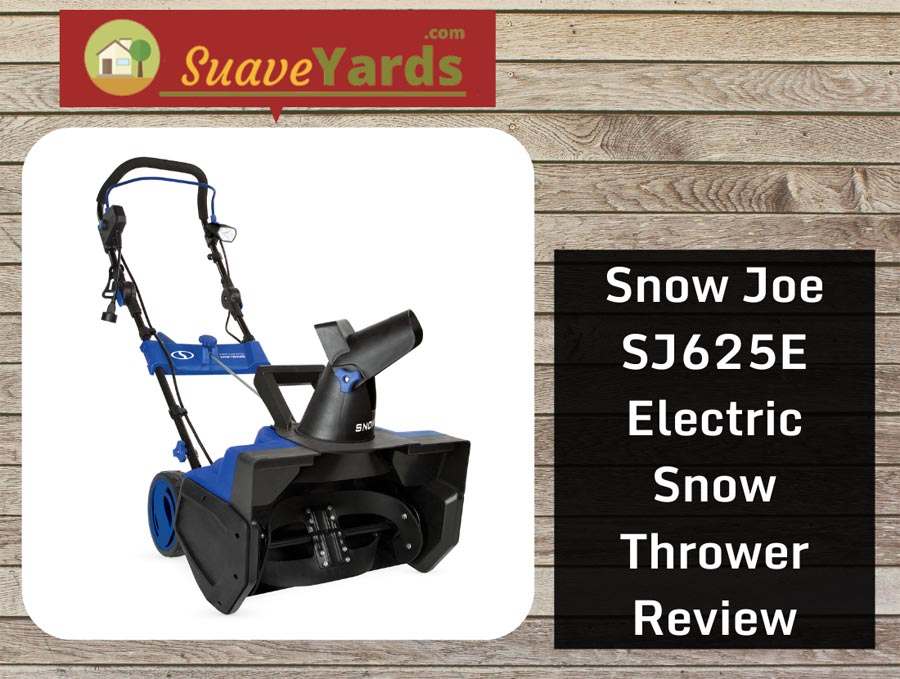 Snow Joe SJ625E header
