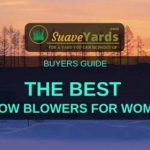 Best snow blowers for women