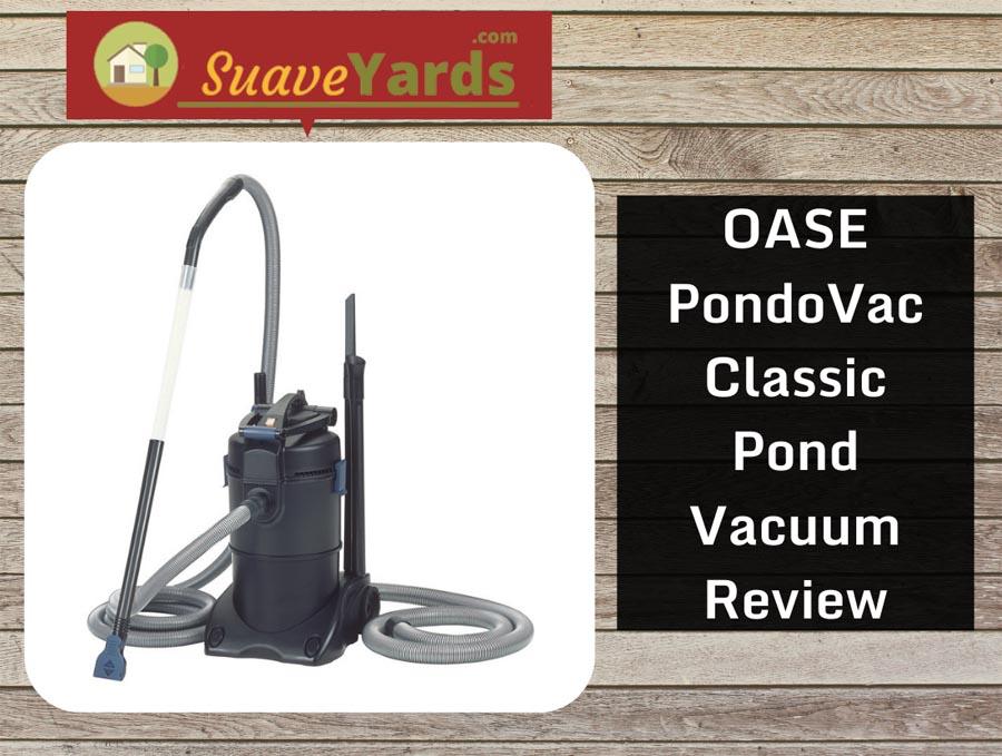 OASE Pondovac Classic header