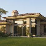 Nice house with nice lawn