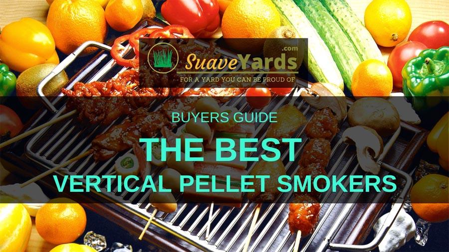 Best Vertical Pellet Smokers header