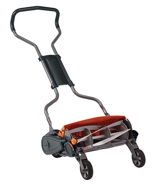 Fiskars StaySharp mower