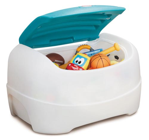 Little Tikes toy container