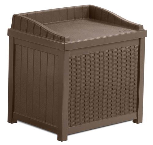 Suncast toy container