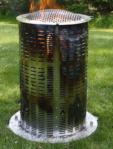 Burn Right Garden Incinerator
