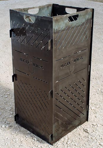 Pyro Cage Garden Incinerator
